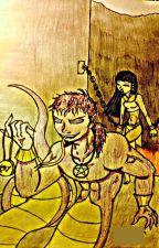The Snake King (Naga Vincent x Reader) by Janey_fnaf_fan