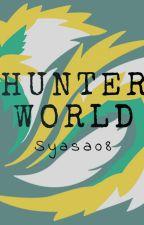 MONSTER HUNTER by syasa08