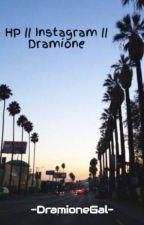 HP || Instagram || Dramione by trashyduckling