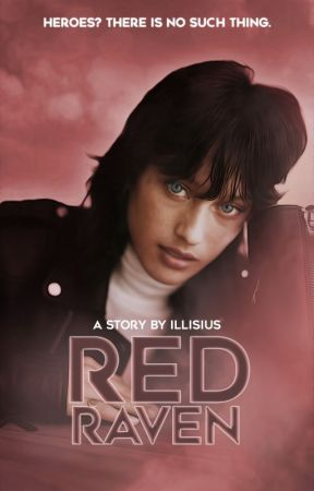 The Red Raven {An Iron Man Story} ~ Book 2 ~ by TeenageWriter99