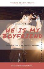 ♚He is My Boyfriend?♚ [Complete] by WhiteROSEbeautiful