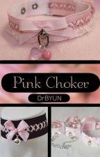 Pink Choker ♤Chanbaek by DrBYUN