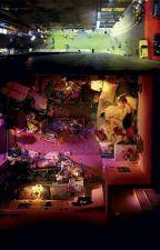 Bagunça do meu quarto  by AmymRyuichi