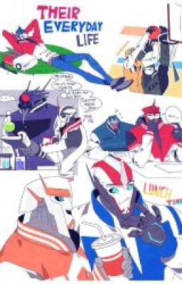 Transformers Prime!!!!!!!!!! - GoodHeart1234 - Wattpad
