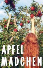 Apfelmädchen by gedankenmalerei