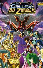 Os cavaleiro do Zodíaco(CDZ)/ Origens,  A batalha das 12 casas by falllopes