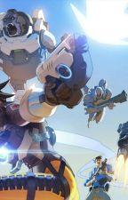 Genji x Mercy {GENCY} // La Verdad // Overwatch Fanfic by Genji_Shimada3