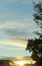 Sourire horizon et larmes aux yeux  by Puniks