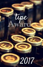 tipe Award 2017 by Sophie_remembered