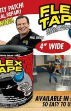 T H I C C and ready for FLEX TAPE by MrAizawaJoshua