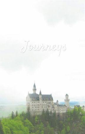 Journeys by sumiregemzcool