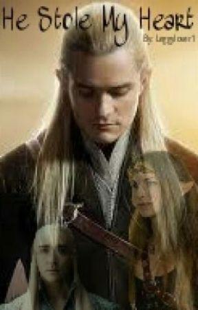 He Stole My Heart (A Legolas Fanfic) by leggylover1