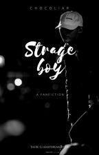 Strage Boy [Wenga] by chocoliar