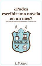 ¿Podés escribir una novela en un mes? | Iniciativa NaNoWriMo by LBSilva