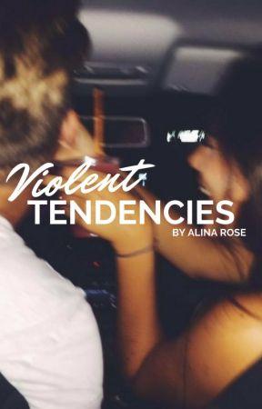 Violent Tendencies by alinaskywalker