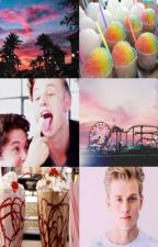 Flavoured Ice ❀ Tradley (portuguese version) by misslarrys