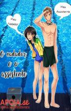 O nadador e o assistente by PHMMoura