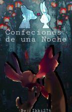 Confeciones de una noche (NICUDY) by seiya456