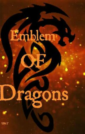 -Emblem of Dragons- by Alm-mond