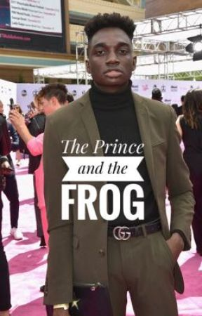 The Prince And The Frog (Rickey Thompson Fanfic)  by anobrainstyles