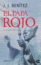 El Papa Rojo J.J. BENITEZ by IvanMercadoAguilar
