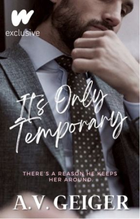 It's Only Temporary [COMPLETED] by adam_and_jane