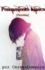 Pensamiento blanco [Newtina] by CerezaQueenie