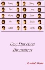 One Direction bromances (oneshot) by mandy_truong