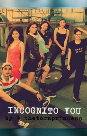 Incognito You by thetornprincess