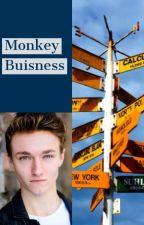 Monkey Business | Harrison Osterfield by springholland