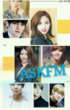 ASKfm by MULTIFANDOM30