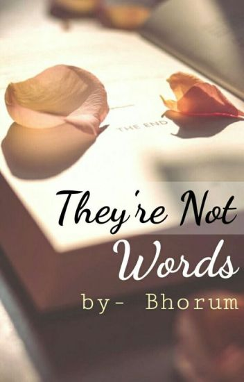 They're not words