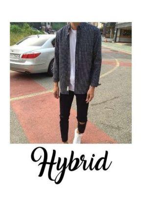 hybrid · [vkook] by blacktoganist