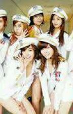 Shoot Story Snsd (SSS) by babykimnic