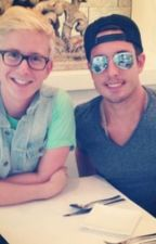 More Than Friends (Sawyer Hartman & Tyler Oakley) by youtubersandtumblr