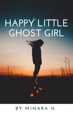 Happy Little Ghost Girl by Artsybookworm18
