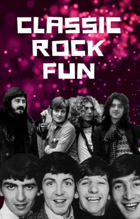 Classic Rock Fun by CookieMonstaJoj