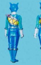 Power Rangers Dino Charge(The new ranger) by Kazane123