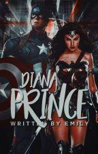 DIANA PRINCE ᐅ AVENGERS | STEVE ROGERS [2] by emilyrosalopez