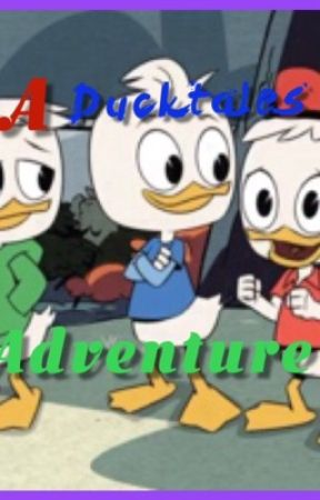 A Ducktales Story by 3010246cj