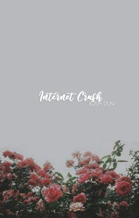 internet crush - josh dun  by glossytearz