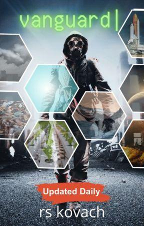 Vanguard | In Progress by rskovach