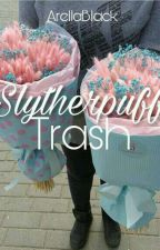 Slytherpuff Trash by ArellaBlack