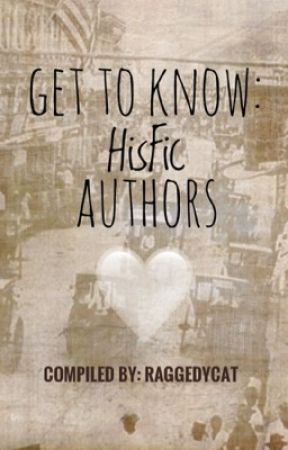 Get To Know: HisFic Authors (Pinoy Edition) by RaggedyCat