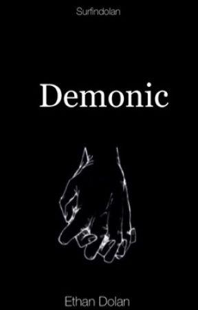 demonic • e.d by surfindolan