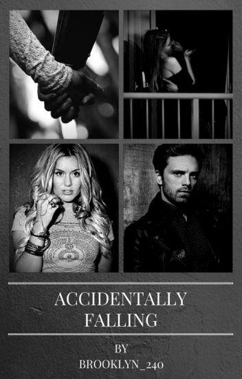 ACCIDENTALLY FALLING ~ A Sebastian Stan Social Media Story