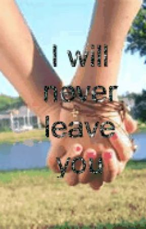 I Will Never Leave You  (Paul Love Story) by Quileute500