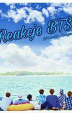 Reakcje BTS by Kosmitek_Taehyunga