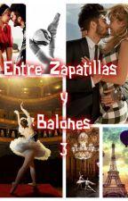 Entre Zapatillas y Balones, Tercera temporada. by LauraHidden16