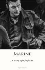 Marine| h.s au by arthxstyles